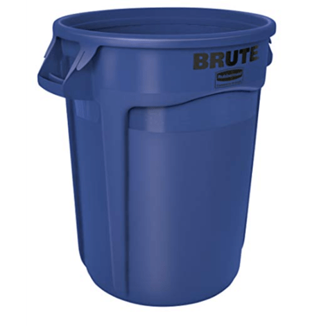 Rubbermaid Heavy-Duty Round Trash/Garbage Can, 32-Gallon Now .99 (Was .20)