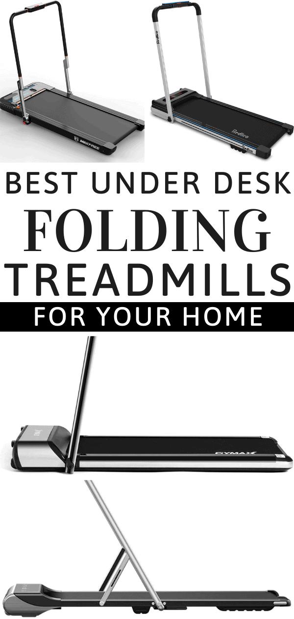 Best Under Desk Electric Folding Treadmills
