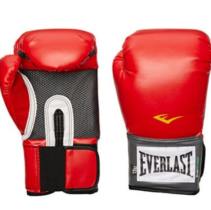 Everlast Pro Style Training Gloves Now .43 (Was .99)