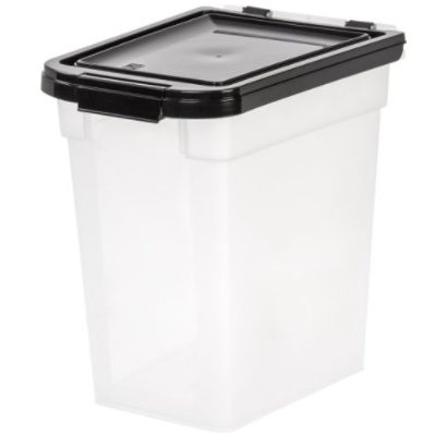 IRIS USA Nesting Airtight Pet Food Container Now .99 (Was .99)