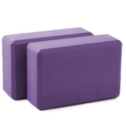 2 Pack of Calm Yoga Blocks .40 (Was )
