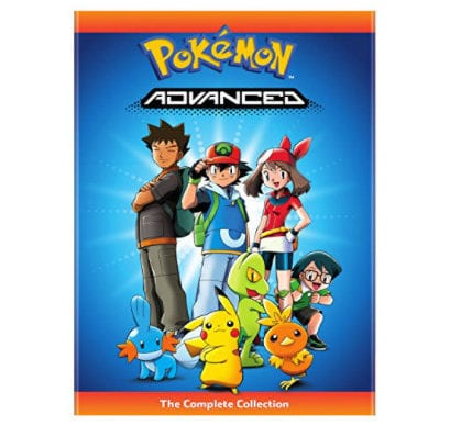 Pokémon Advanced Complete Collection DVD Now .96 (Was .99)