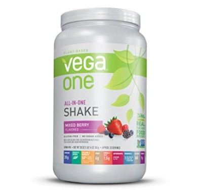 Vega One All-In-One Nutritional Shake Berry (20 Servings) Now .92 (Was .99)