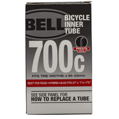 Bell STANDARD Tube 700 x 35/43c Now .96 (Was .49)