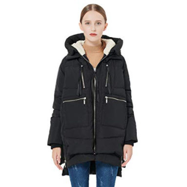 Up to 65% Off Orolay Jackets - Women's Thickened Down Now .39 (Was 6.99)