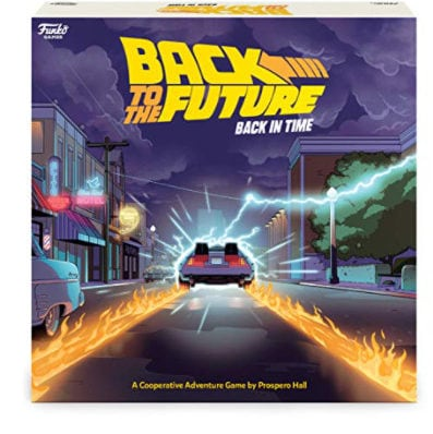 Funko Back to The Future - Back in Time Board Game Now .49 (Was .99)