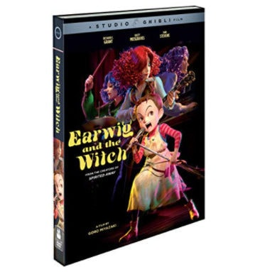 Pre-Order Earwig and the Witch Now for Only .99 (Retail .98)