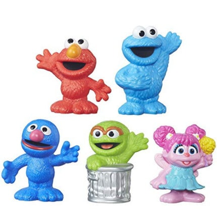 Sesame Street Playskool Collector Pack 5 Figures Now .89 (Was .99)