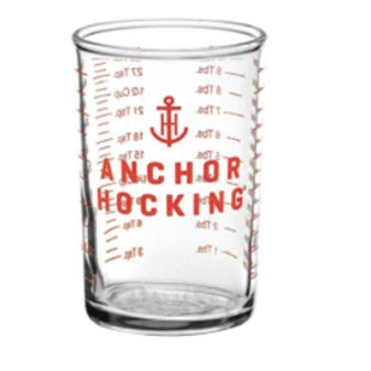 Anchor Hocking 5-Ounce Measuring Glass Now .76 (Was .28)