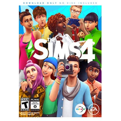 The Sims 4 Game with Instant Access Now .99 (Was .99)