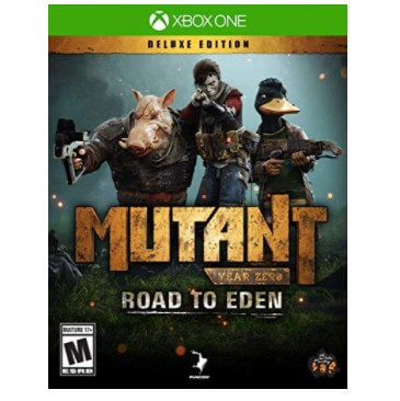 Mutant Year Zero: Road to Eden Deluxe Edition Xbox One Now .09 (Was .99)