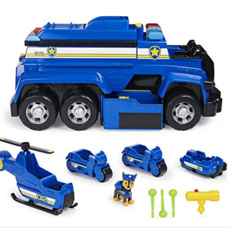 Paw Patrol, Chase's 5-in-1 Ultimate Cruiser Now .00 (Was .99)