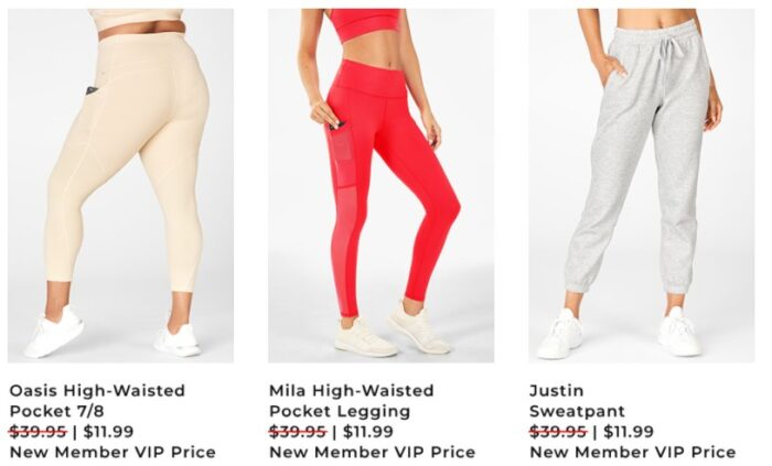 Fabletics 4th of July Sale | Save Extra 70% off EVERYTHING