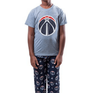 Ultra Game NBA Washington Wizards Youth 2 Piece Now .11 (Was .49)
