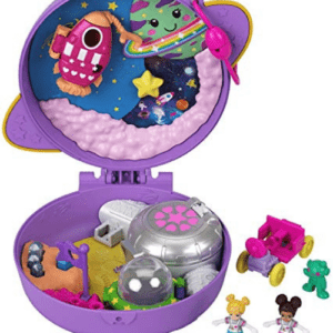Polly Pocket Saturn Space Explorer Compact Now .97 (Was .99)