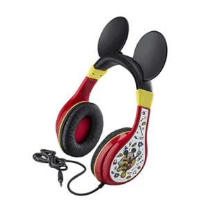 eKids Mickey Mouse Kids Headphones Now .49 (Was .99)