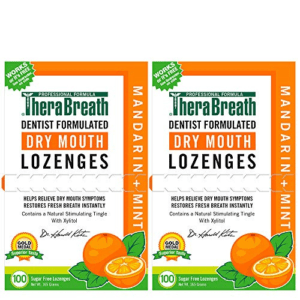 TheraBreath Dry Mouth Lozenges  Pack of 2 Now .14 (Was .12)