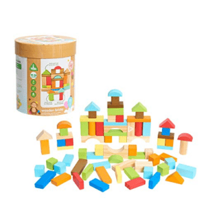 Early Learning Centre Wooden Bricks Now .92 (Was .99)