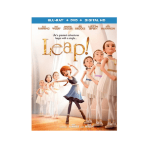 Leap! [Blu-ray] Now .00 (Was .99)