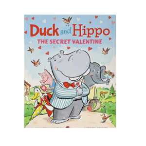 Duck and Hippo The Secret Valentine Now .99 (Was .99)