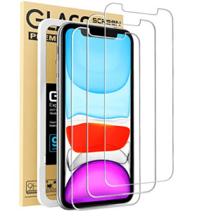 Mkeke iPhone XR Screen Protector Now .89 (Was .99)