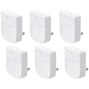 Amazon Basics LED Plug-in Night Light Now .80 (Was .99)