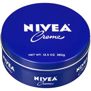 NIVEA Creme Moisturizing Cream 13.5 Oz Tin Jar Now .12 (Was .99)