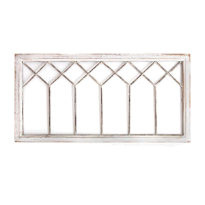 Stratton Home Decor Distressed Window Panel Wall Now .56 (Was 2.99)