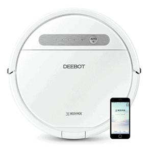 ECOVACS Deebot 610, Smart Robotic Vacuum Now 1.22 (Was 9.99)