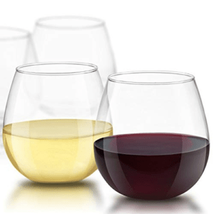 JoyJolt Spirits Stemless Wine Glasses Now .56 (Was .95)