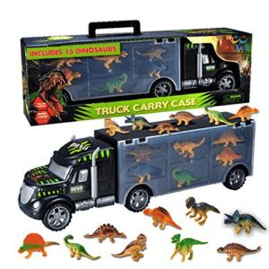 Toyvelt 15 Dinosaurs Transport Car Carrier Now .97 (Was .99)