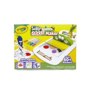 Crayola Silly Scents Sticker Maker Now .99 (Was .99)