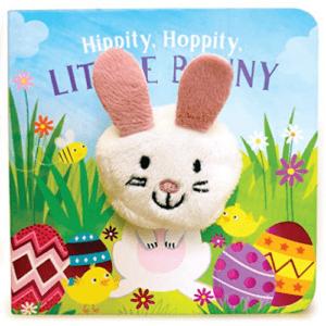 Hippity, Hoppity, Little Bunny Book Now .12 (Was .99)