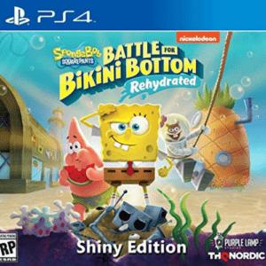 Spongebob Squarepants: Battle for Bikini Bottom PlayStation 4 Now .18 (Was 9.99)