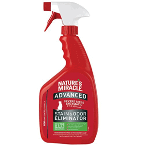 Nature's Miracle Advanced Stain and Odor Eliminator Now .54  (Was .99)
