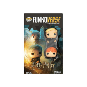 Funkoverse: Harry Potter 101 2-Pack Board Game Now .99 (Was .99)