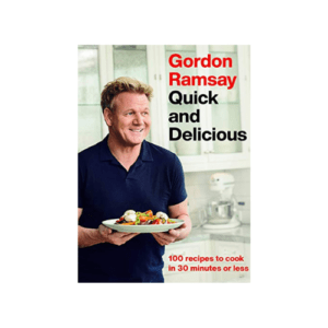 Gordon Ramsay Quick and Delicious Cookbook Now .99 (Was )