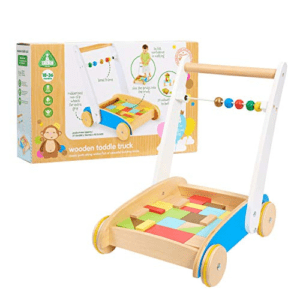 Early Learning Centre Wooden Toddle Truck Now .94 (Was .99)