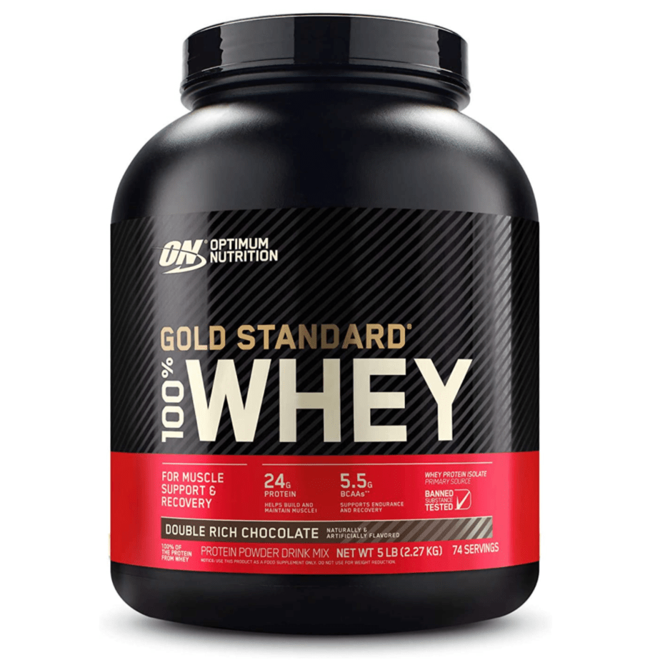 Up to 56% Off Optimum Nutrition Protein Powders and Energy Supplements