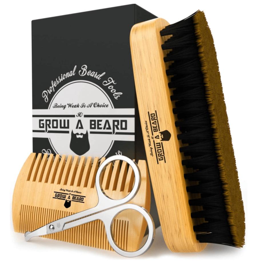Men's Beard Grooming Kit Now .94 (Was .99)