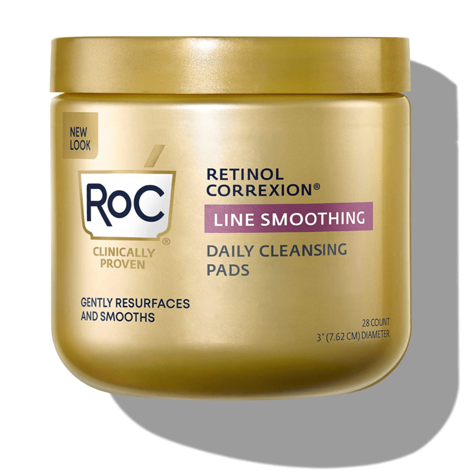 RoC Line Smoothing Daily Cleansing Pads 28-Count Now .26 (Was .29)