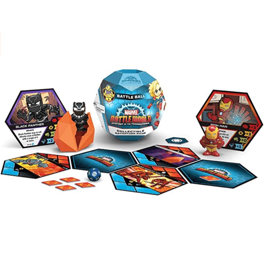 Funko Marvel Battleworld Battle Ball Game Now .70