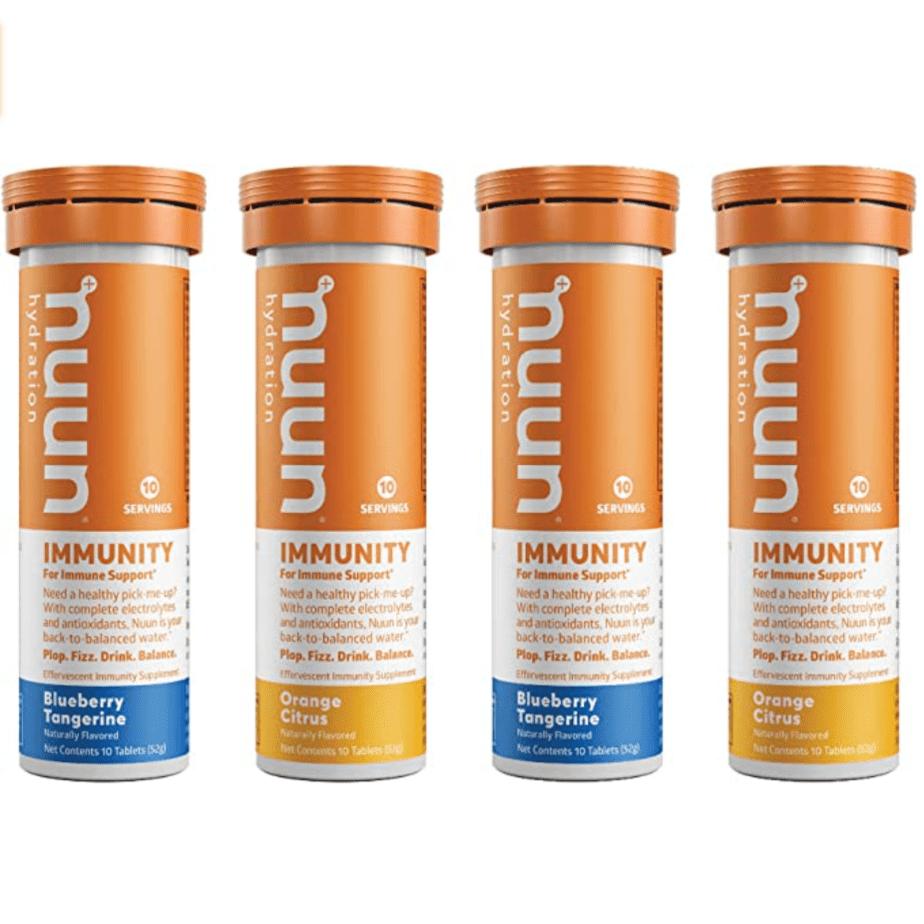 Nuun Immunity Supplement Now .47 (Was .96)