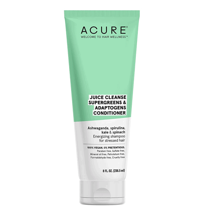 ACURE Juice Cleanse Supergreens & Adaptogens Conditioner Now  (Was .99)