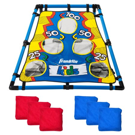 Franklin Sports Kids Bean Bag Toss - Runaway Moving Game Now $24.84 (Was $44.99)