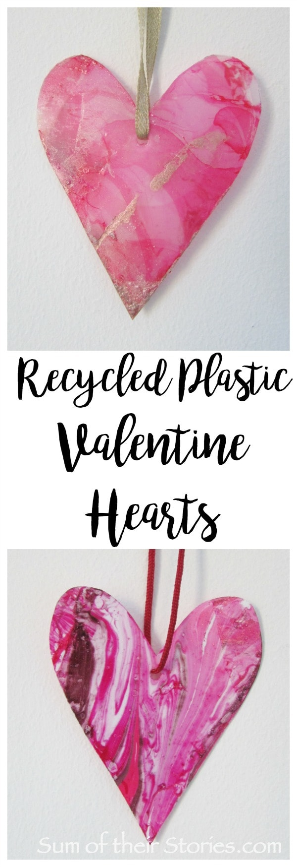 Valentine's Day Crafts To Do With Kids Using Things Around the House