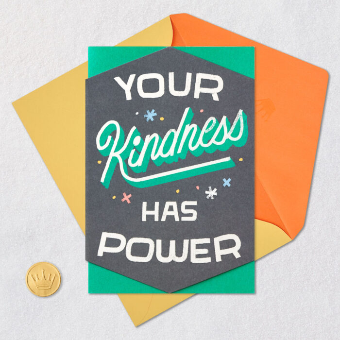 Free 3 Pack of Hallmark Little World Changers Greeting Cards