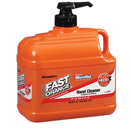 Permatex Orange Pumice Hand Cleaner, 1/2 Gallon Now .47 (Was .99)