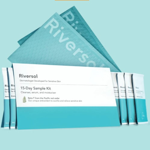 Free Riversol 15 Day Skincare Sample Kit