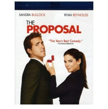 The Proposal [Blu-ray] Now .99